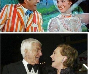 Mary Poppins and julie andrews image