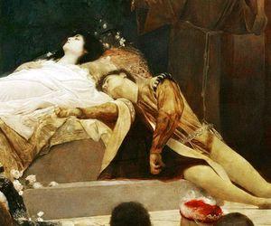 art, Gustav Klimt, and romeo and juliet image