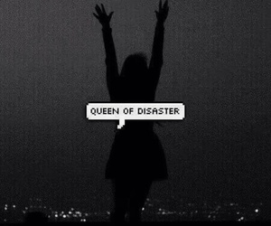 Queen, disaster, and black image