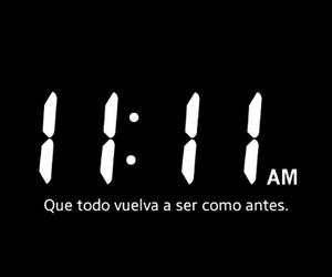 11:11 and love image
