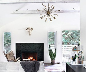 home, cozy, and design image
