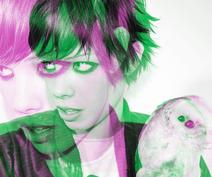 Crystal Castles, Alice Glass, and alice image
