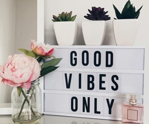 flowers, vibes, and decoration image