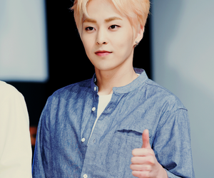 exo, xiumin, and handsome image