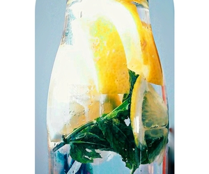 drink, refreshing, and weight loss image