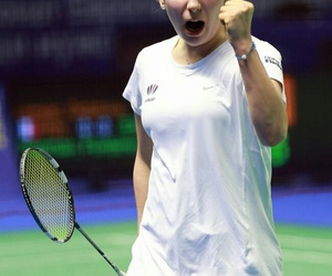badminton, perfect body, and sport image