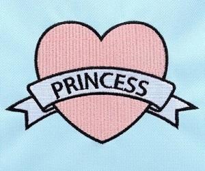 pink, princess, and overlay image