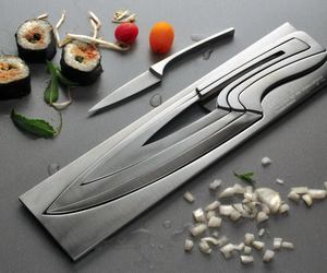 knife, design, and funny image