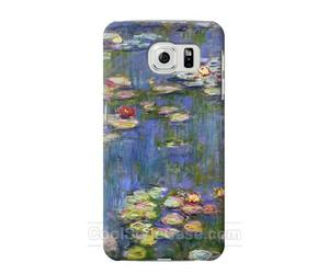 claude monet, water lilies, and cover image