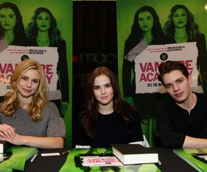 cast, event, and vampire academy image