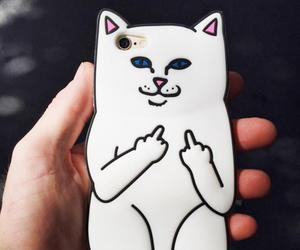 cat, case, and cool image