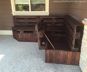 pallet sofa, pallet couch ideas, and pallet couches image