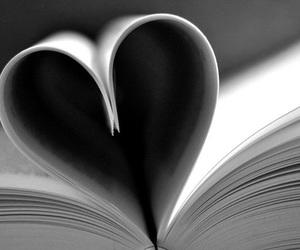 beautiful, heart, and love image