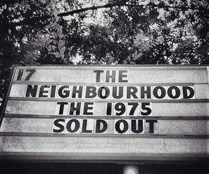 the 1975, the neighbourhood, and band image