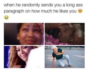 bae, boyfriend, and text image