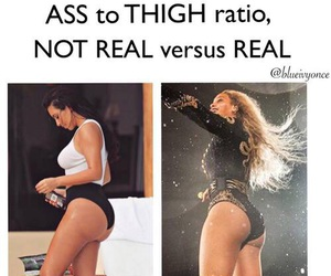 butt, ratio, and real image