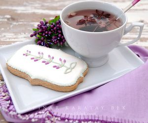lavender and tea image