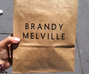 brandy melville, bag, and bambi image