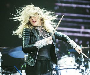 Ellie Goulding and rock werchter image