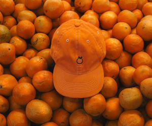 orange, tumblr, and aesthetic image