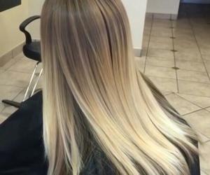 girl, haircolor, and hair image