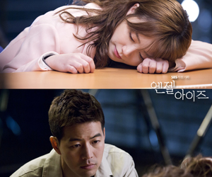 goo hye sun, angel eyes, and lee sang-yoon image