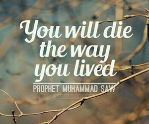islam, die, and live image