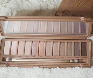 eyeshadow, naked, and palette image