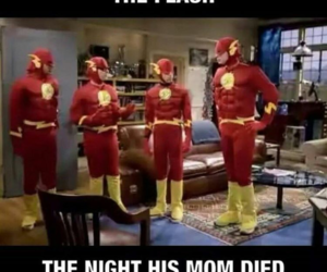 the flash and funny image