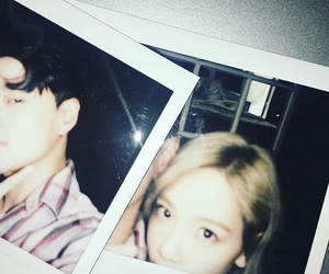 taeyeon, dean, and snsd image