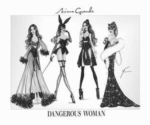 ariana grande and dangerous woman image