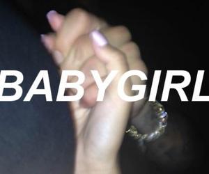babygirl, baby girl, and couple image