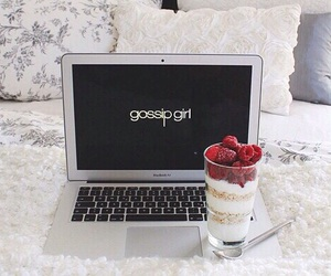 food, gossip girl, and series image