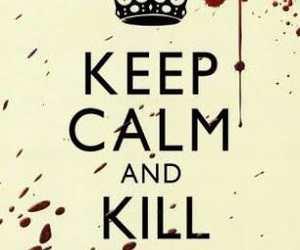 keep calm, zombies, and zombie image