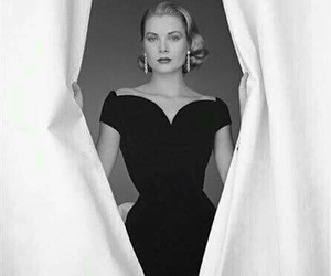 grace kelly and 50s image