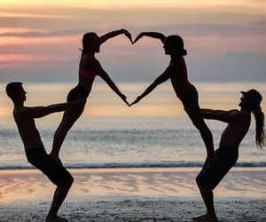 acro and love image