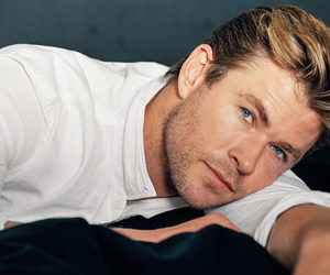 chris hemsworth, thor, and handsome image