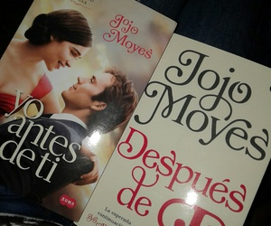 books, afteryou, and jojomoyes image