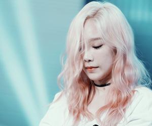 taeyeon, snsd, and girls' generation image