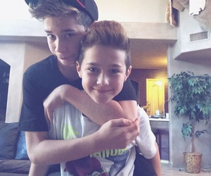 sibling goals, magcon, and magcults image