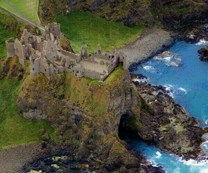 castle and ireland image