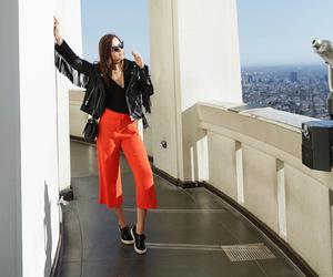 fashion, fashion blogger, and la image