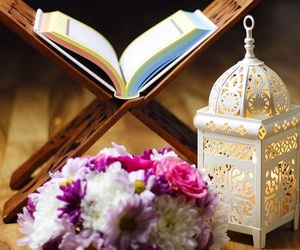 flowers, Ramadan, and roses image