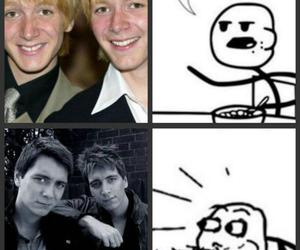 funny and cereal guy image