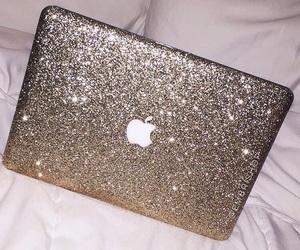 luxury, sparkle, and apple image
