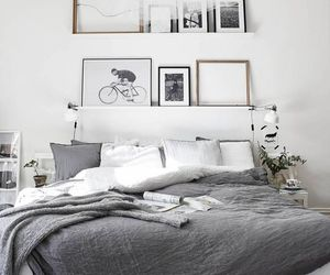 art, bedroom, and decoration image