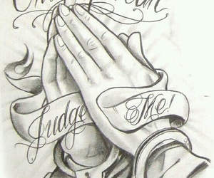 faith, prayers, and gangsters image