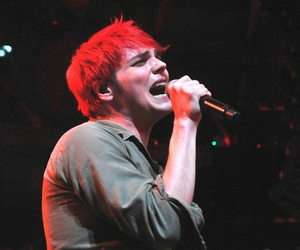 gerard way, my chemical romance, and 2011 image