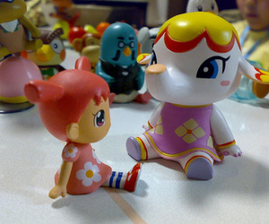 animal crossing, DO WANT, and figurines image
