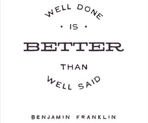 quote and benjamin franklin image